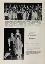 1965 Iron Mountain High School Yearbook Page 92 & 93