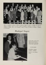 1965 Iron Mountain High School Yearbook Page 104 & 105