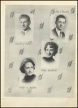 1936 Irvington-Frank H. Morrell High School Yearbook Page 42 & 43