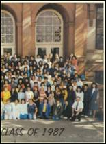 1987 North High School Yearbook Page 12 & 13