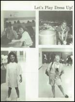 1987 North High School Yearbook Page 22 & 23
