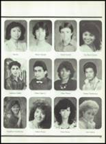 1987 North High School Yearbook Page 34 & 35