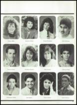 1987 North High School Yearbook Page 44 & 45