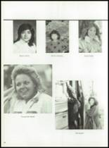 1987 North High School Yearbook Page 48 & 49