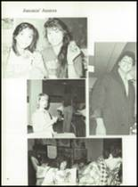 1987 North High School Yearbook Page 58 & 59
