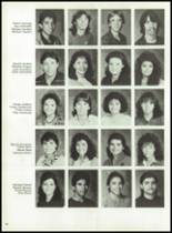 1987 North High School Yearbook Page 60 & 61