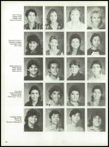 1987 North High School Yearbook Page 62 & 63