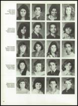 1987 North High School Yearbook Page 64 & 65