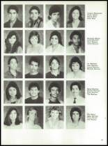 1987 North High School Yearbook Page 66 & 67