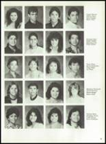 1987 North High School Yearbook Page 68 & 69