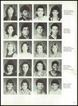1987 North High School Yearbook Page 70 & 71