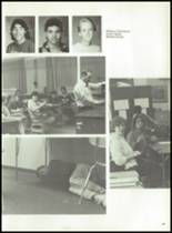 1987 North High School Yearbook Page 72 & 73