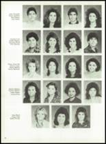 1987 North High School Yearbook Page 74 & 75
