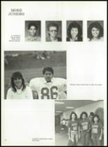 1987 North High School Yearbook Page 76 & 77