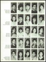 1987 North High School Yearbook Page 86 & 87