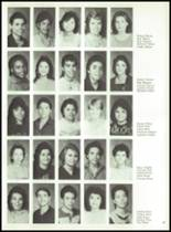 1987 North High School Yearbook Page 90 & 91