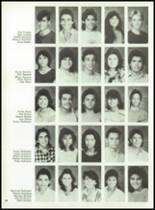 1987 North High School Yearbook Page 92 & 93