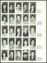 1987 North High School Yearbook Page 94 & 95