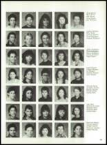 1987 North High School Yearbook Page 112 & 113