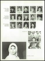 1987 North High School Yearbook Page 116 & 117