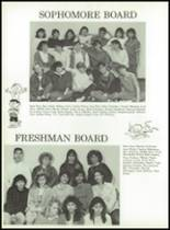1987 North High School Yearbook Page 120 & 121