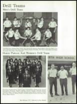 1987 North High School Yearbook Page 122 & 123