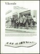 1987 North High School Yearbook Page 124 & 125