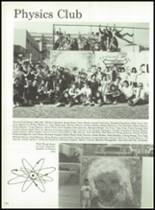 1987 North High School Yearbook Page 128 & 129