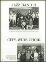 1987 North High School Yearbook Page 132 & 133
