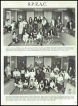 1987 North High School Yearbook Page 134 & 135