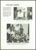 1987 North High School Yearbook Page 138 & 139