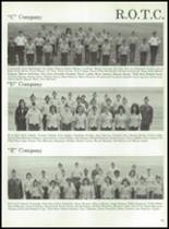 1987 North High School Yearbook Page 140 & 141