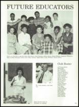 1987 North High School Yearbook Page 146 & 147