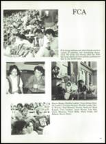1987 North High School Yearbook Page 150 & 151