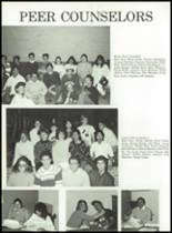 1987 North High School Yearbook Page 152 & 153
