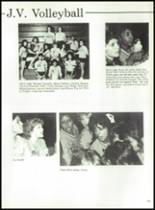 1987 North High School Yearbook Page 158 & 159