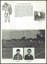 1987 North High School Yearbook Page 162 & 163