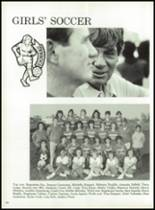 1987 North High School Yearbook Page 164 & 165