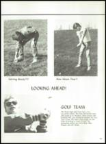 1987 North High School Yearbook Page 172 & 173