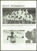 1987 North High School Yearbook Page 178 & 179