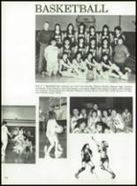 1987 North High School Yearbook Page 182 & 183
