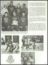 1987 North High School Yearbook Page 184 & 185