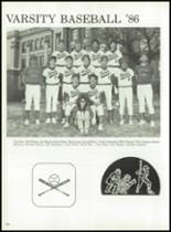 1987 North High School Yearbook Page 188 & 189