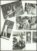 1987 North High School Yearbook Page 190 & 191