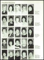 1987 North High School Yearbook Page 198 & 199
