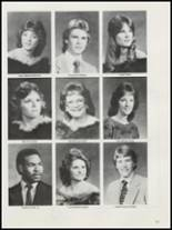 1986 Colbert High School Yearbook Page 16 & 17