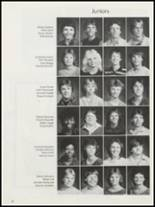 1986 Colbert High School Yearbook Page 20 & 21
