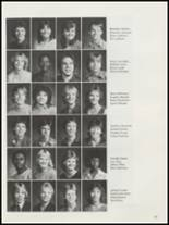 1986 Colbert High School Yearbook Page 22 & 23