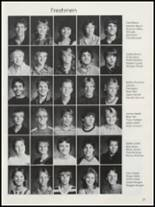 1986 Colbert High School Yearbook Page 24 & 25