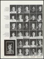 1986 Colbert High School Yearbook Page 26 & 27